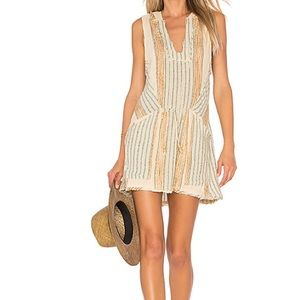 Free People Dress with Pockets NWOT